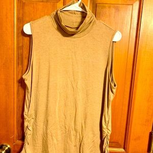 *3+ for $5ea* Investments XL sleeveless mock neck